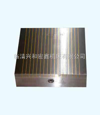 XY91强力永吸磁盘(数控机床专用)