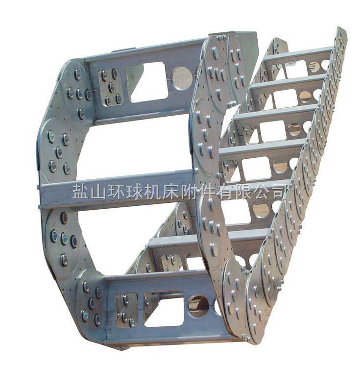 桥式钢铝拖链,钢铝穿线拖链
