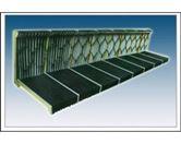 TX6213镗铣床导轨防护罩,不锈钢板防护罩