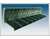 GM-C2010龙门磨床导轨防尘罩|防护罩电缆拖链