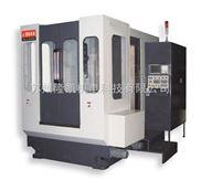 隆凯数控LK-HM500L3进口线轨卧式加工中心