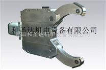 供应进口FRUA带后置安装的制动缸和摇架开口自定心液压车床中心架
