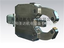 供应进口FRU标准切削用自定心液压车床中心架