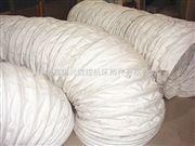 纯白帆布水泥散装伸缩袋
