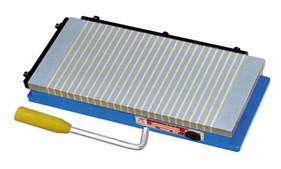 运河牌磨床用永磁吸盘不用电吸力均匀