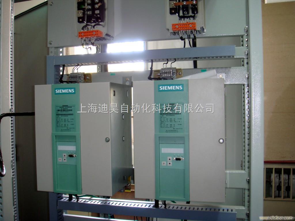 常州6RA70西门子直流调速器带负载电机抖动维修