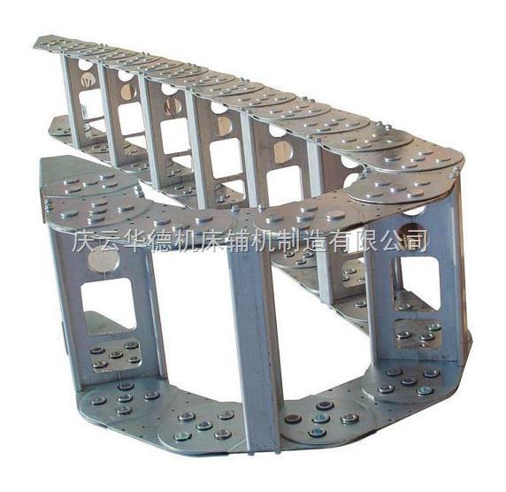 线缆拖链,工程拖链,黄石金属拖链,油管保护链条