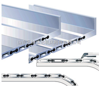 铝材形防护帘规格 铝材形防护帘特点 铝材形防护帘厂