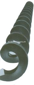 螺旋式排屑机,绞龙,方钢排屑杆