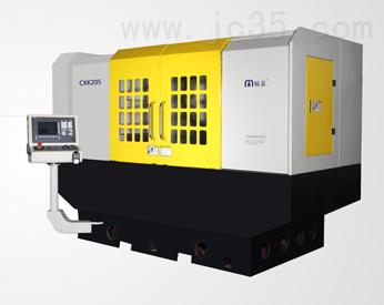 CXK205五轴车铣复合加工中心