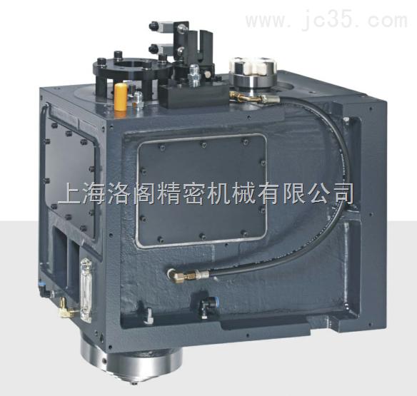 台湾罗森CNC加工中心机齿轮机头