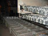 分隔片增强载重电缆穿线钢铝拖链