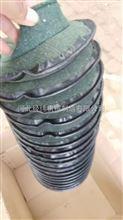 按客戶要求圓形罩子圓形縫制伸縮絲杠防護罩