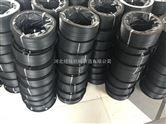 液压油缸活塞杆保护套 油缸防护罩