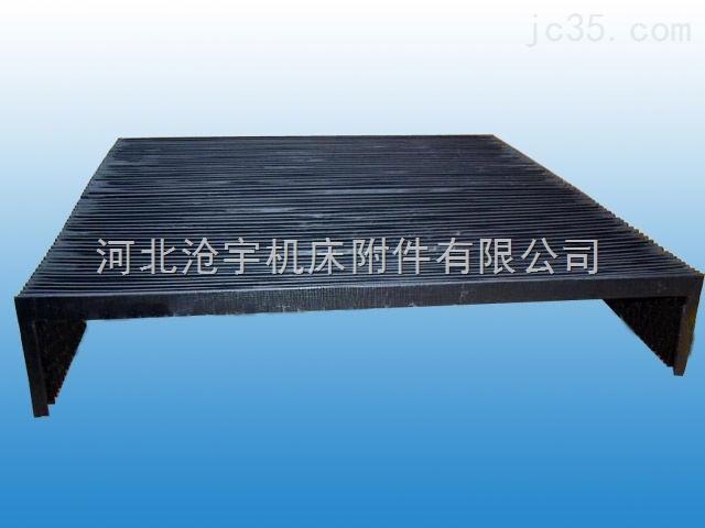 供应柔性高温伸缩风琴防护罩