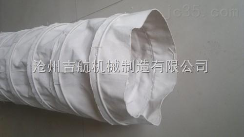 水泥散装伸缩布袋(水泥软连接)