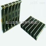 耐高温防火材质一字型风琴防护罩