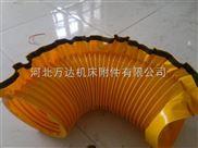 新型机械部件伸缩油缸防护罩