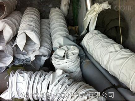散装机输送水泥布袋价钱