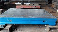 钳工焊接划线测量用铸铁平台