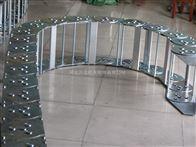 增强型整体式静音型穿线钢铝拖链