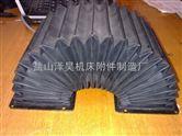 风琴防护罩冬季使用过程