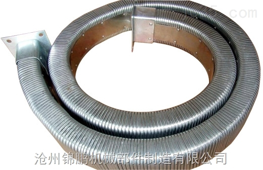 矩形金属穿线软管