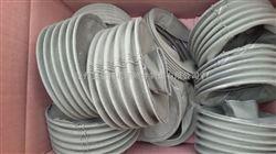 金佳特帆布丝杆防尘罩 耐磨帆布丝杆防护罩 丝杠防尘保护套