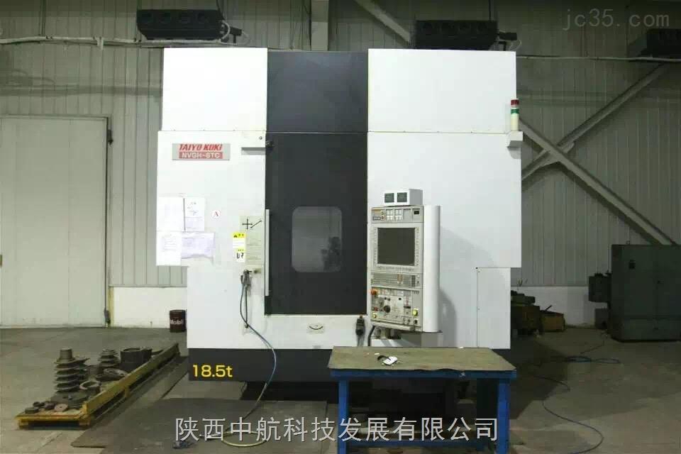 日本太阳工机NVGH-6TC立式复合磨床