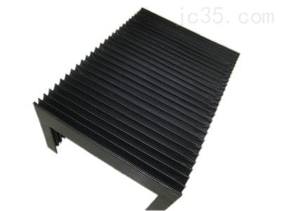 广州耐高温耐酸碱升降平台风琴防护罩