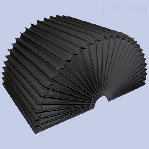 浙江三防布耐酸碱柔性风琴式防护罩