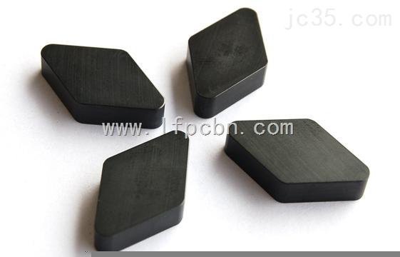金六方数控刀具55度菱形DNGN系列整体聚晶立方氮化硼刀具—PCBN刀片