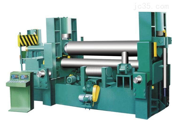 厂家直接供应上海上辊万能式卷板机