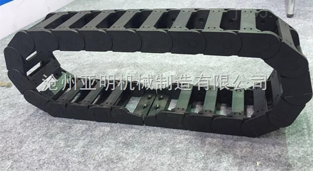 供应钻床桥式工程塑料拖链