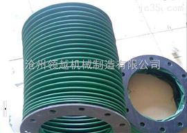 环保设备耐高温输送软连接
