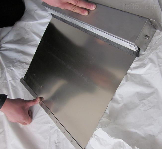 供应宁波箱体式钢带卷帘防护罩