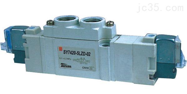 日本SMC先导式电磁阀SYJ312-4GD-M3