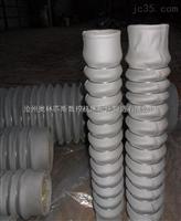 耐高压性能好的高温通风伸缩软连接-高温通风管
