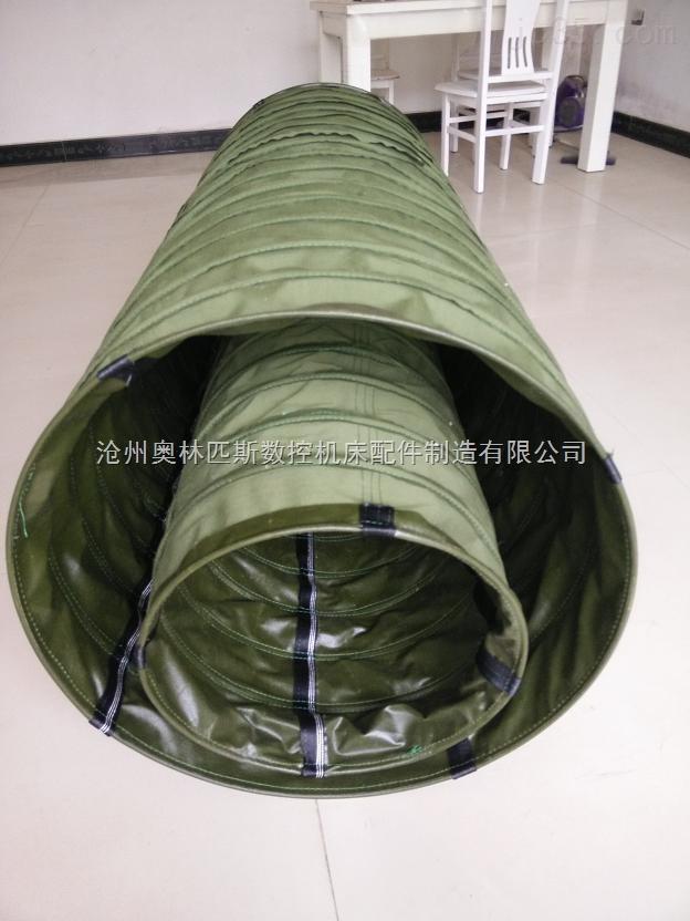 水泥散装输送伸缩布袋生产厂家