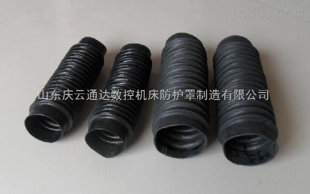 圆筒式缝制丝杠防护罩