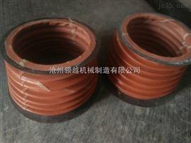 硅胶布耐高温保温软连接 通风软连接质保一年