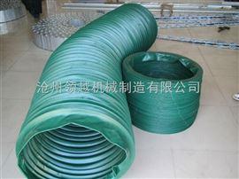 绿色耐温通风软管
