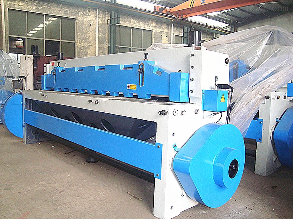 1.3米机械剪板机定做 手动调试剪板机  3x1300剪板机