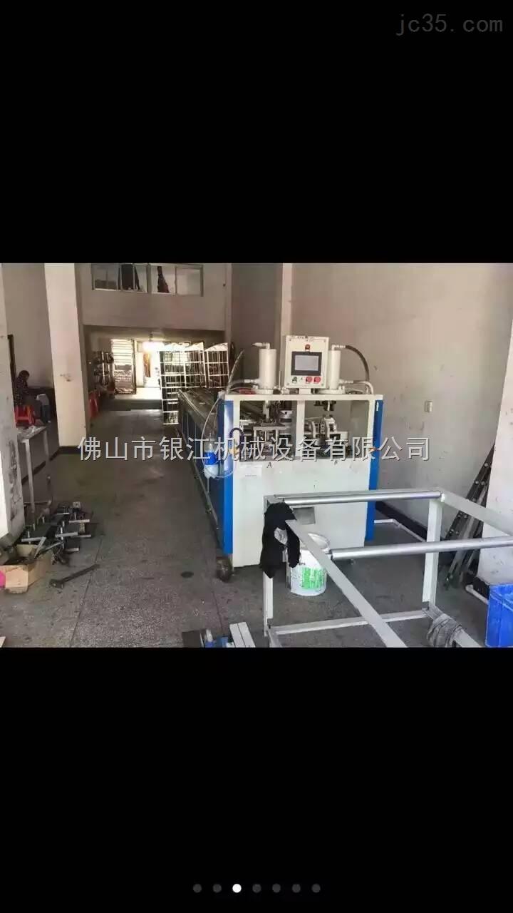 四川邻水不锈钢方管液压冲孔机设备