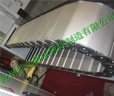 邯郸机械电缆保护钢铝拖链供应