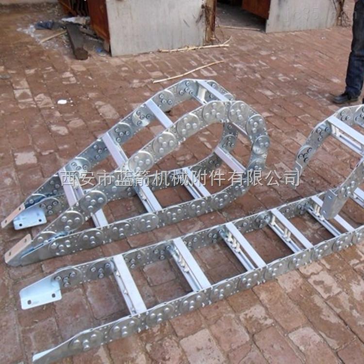 西安穿線鋼鋁拖鏈生產廠家