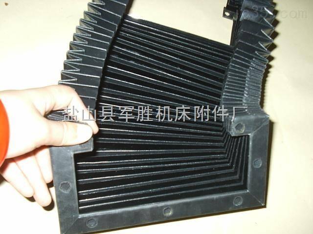 自动化机械风琴防护罩制做厂家
