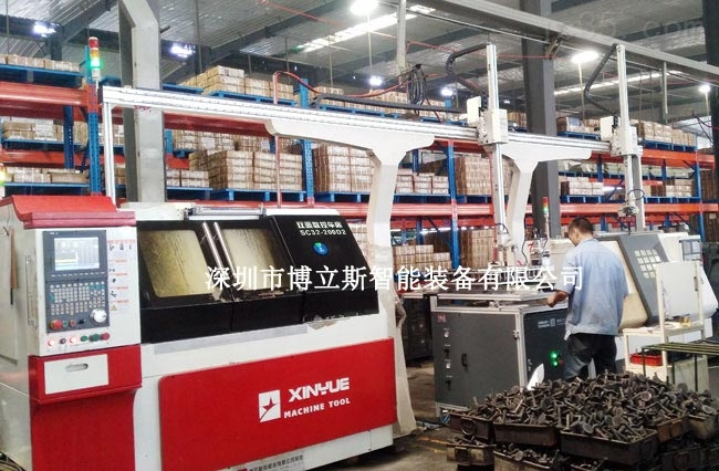 桁架机械手 龙门式机器人 直角坐标机器人系列产品供应