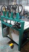 湘潭市彩钢护栏自动钻孔机铜管液压高速钻孔机器
