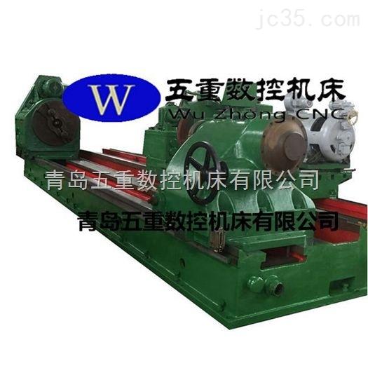 青岛五重CK84160数控轧辊车磨组合机床